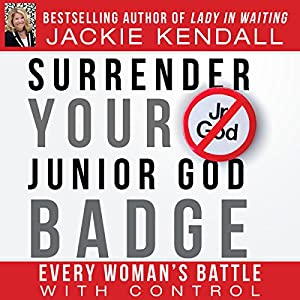 Surrender Your Junior God Badge Audiobook
