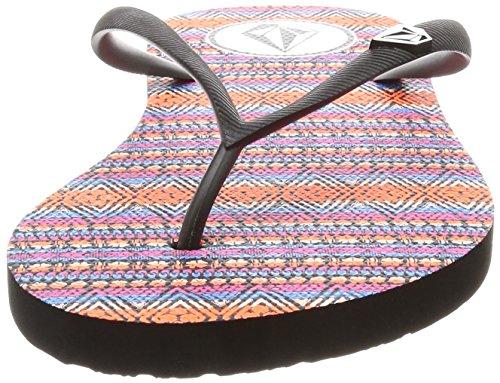 Rocking Sandal para Volcom Flop mujer 2 Petardos Flip pABqBw