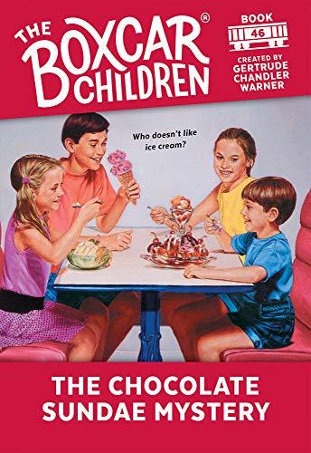 The Chocolate Sundae Mystery (The Boxcar Children -