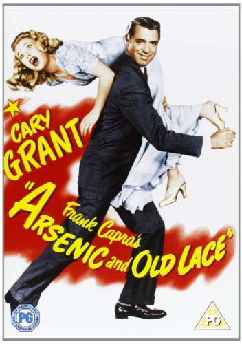 Arsenic and Old Lace [Region 2]