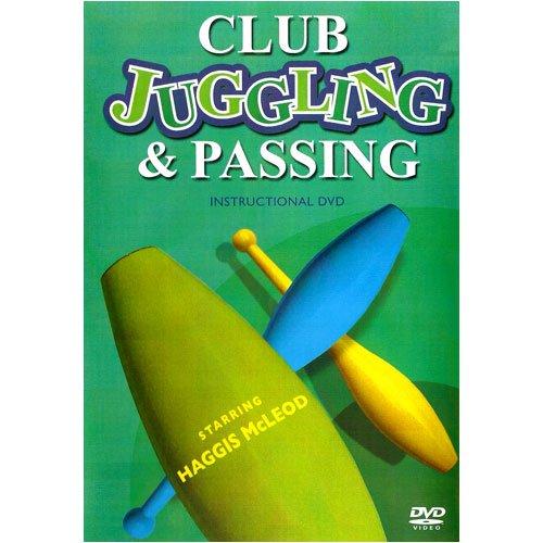 Club Juggling & Passing DVD