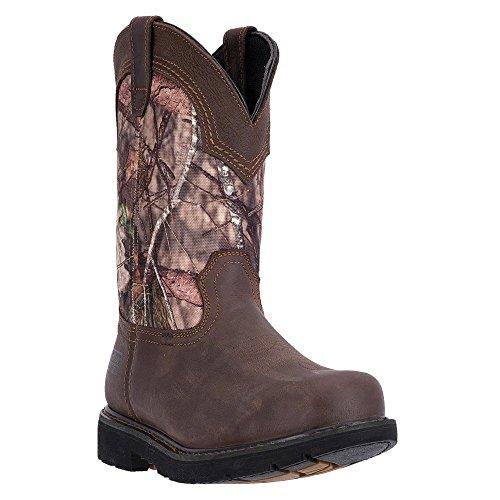 Stivali Stivali Stivali Scuro Scuro Scuro Scuro da Marrone MCRAE Toe Camo Industriale 9 Uomo Composite Mossy Oak 27 nbsp;cm OOPxn7fwqr