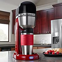 KitchenAid KCM0402ER Independiente - Cafetera (Independiente ...