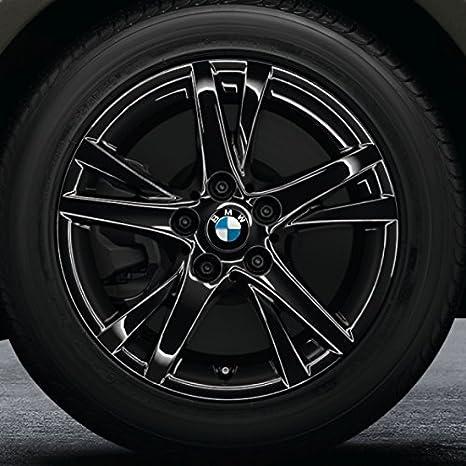 BMW Invierno Completo ruedas (Juego de 4) doble radios 473 Jet Black 16 pulgadas 2 F45 F46 rdci: Amazon.es: Coche y moto