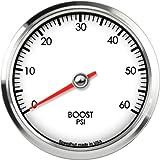 Speedhut GL33-BS02 Boost Gauge 0-60psi, 3-3/8''