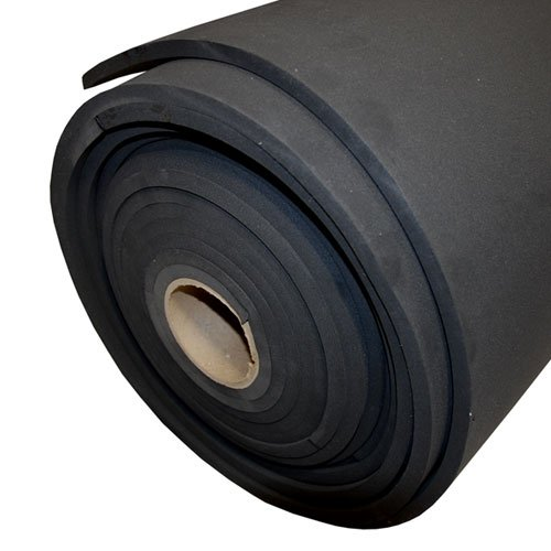 Sponge Neoprene 3/4'' Thick X 54'' Wide X 3'
