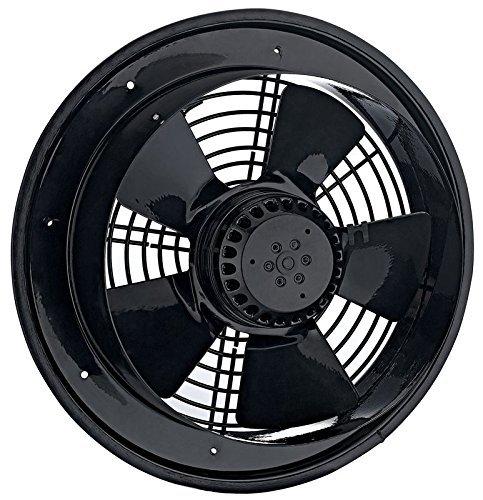 Drehzahlregler 5 A Ventilator Lüfter mit Klappe Wandventilator ø300mm 1150m³//h