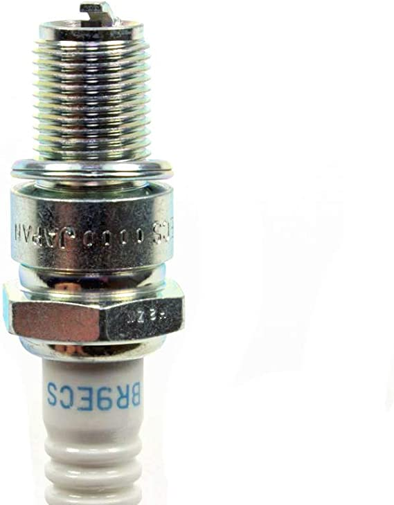 Spark Plug Set Of 4 Ngk Br9ecs For Bombardier Auto