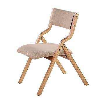 Pliable Salle De À Manger Chaise Simple Chair Élégante Ql 5L34ARqj