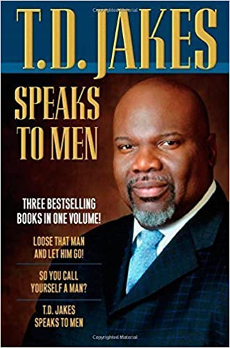 Book T.D. Jakes Speaks to Men by T.D. Jakes (2014-10-07)