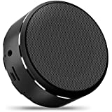 Bluetooth スピーカー Bigbull 高音質 コンパクトブルートゥース スピーカー Mini Speaker 3Wドライバー【最大8時間連続再生/3Dステレオサラウンド / Bluetooth 4.2 / 内蔵マイク搭載/大音量/Micro SDカード】A8+ブラック