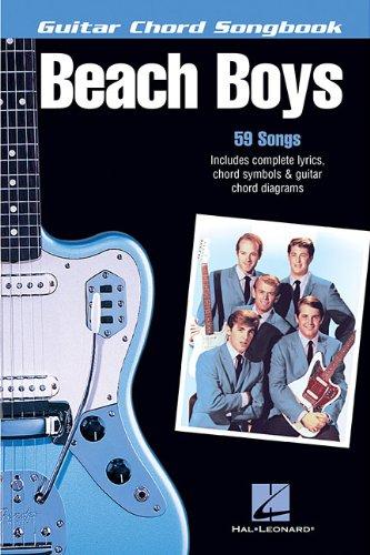 The Beach Boys: Guitar Chord Songbook (6 inch. x 9 inch.) (Guitar Beach Boys)