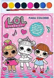 L.O.L. Surprise! Para Colorir