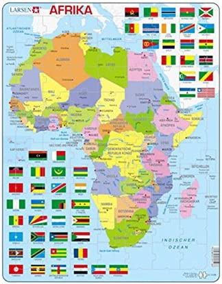 70 Piece Larsen Africa puzzles