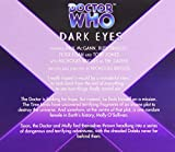 Doctor Who: Dark Eyes by Nicholas Briggs front cover