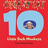 10 Little Sock Monkeys, Harriet Ziefert, 1402719442