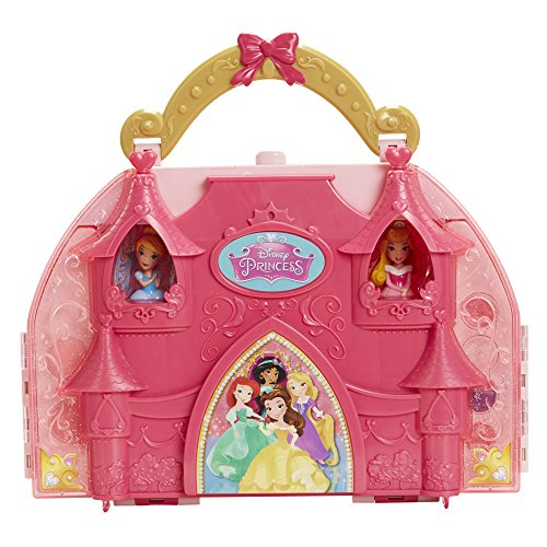Princess Disney Makeup (Disney Princess Little Kingdom Cosmetic Castle Vanity)