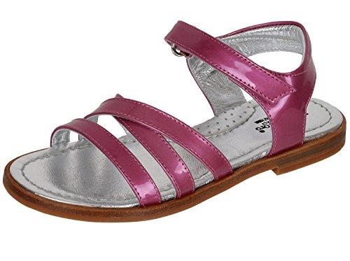 sandales pour d'oro 21–5157 527 fille Zecchino Pinkmetallic Pink ouvert f wq7TxIF