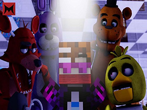 Clip  Five Nights At Freddys In Minecraft 3