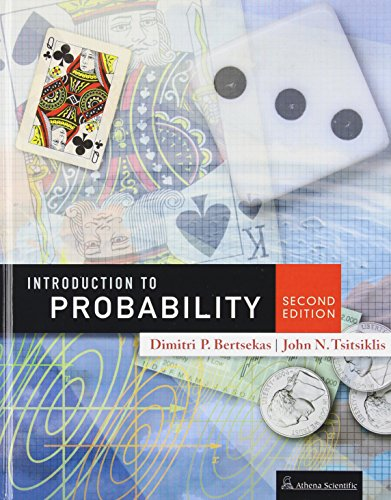 Top 9 probability bertsekas and tsitsiklis for 2019