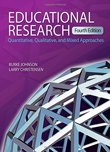 Pdf Teaching Educational Research: Quantitative, Qualitative, and Mixed Approaches
