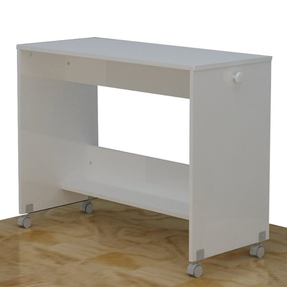 Flair Furniture wizard small desk in white