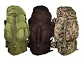 66 Litre Forces Rucksack / Backpack Army Olive by Pro Force