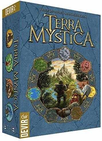 Devir - Terra Mystica, Juego de Mesa (222562): Amazon.es: Juguetes ...