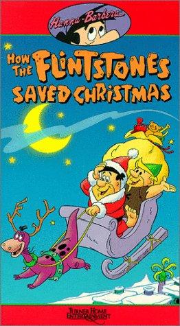 How the Flintstones Saved Christmas [VHS] (Flintstones Christmas The)