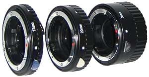 Zeikos ZE-CVAFN Auto Focus Macro Extension Tubes for Nikon