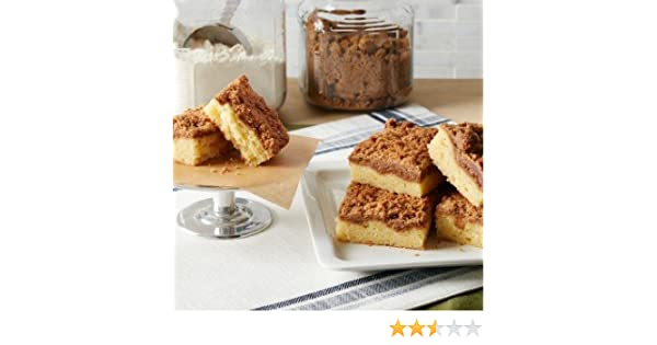 Amazon.com : Tates Bake Shop Crumb Cake : Cakes And Pastries Gourmet Gift Items Gourmet Baked Goods Gifts : Grocery & Gourmet Food