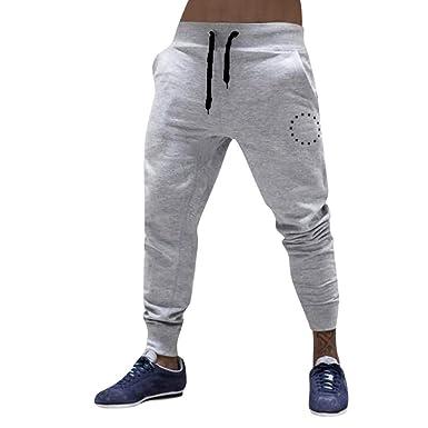 Pantalones De Hombre Hombres Pantalones Harem Pantalones de ...
