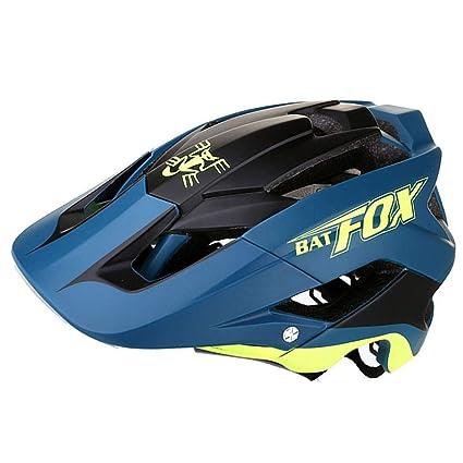 BAT FOX Fahrrad Helm Fahrradhelm Bikehelm Radhelm Reithelm 6 Farben Unisex NEU!!