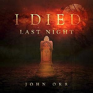 I Died Last Night Audiobook