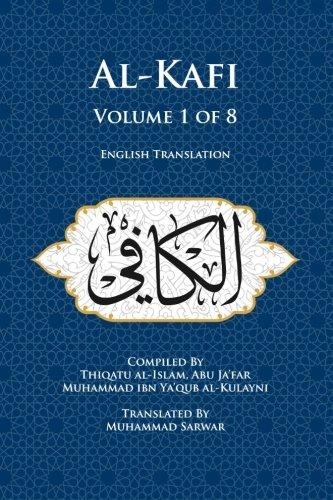Al-Kafi, Volume 1 of 8