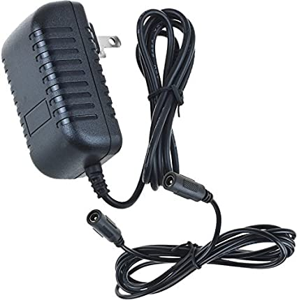 AC DC Adapter For Holiday Time Pre-Lit 7.5FT Christmas Tree Model TG76M4907P00