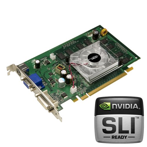 PNY Verto GeForce 8500GT 512MB Video Card - Import It All
