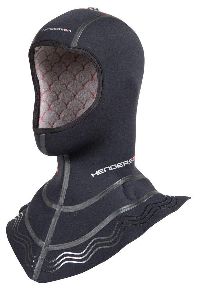 Henderson 5/3mm Aqua Lock Quick-Dry Bib Hood by Henderson