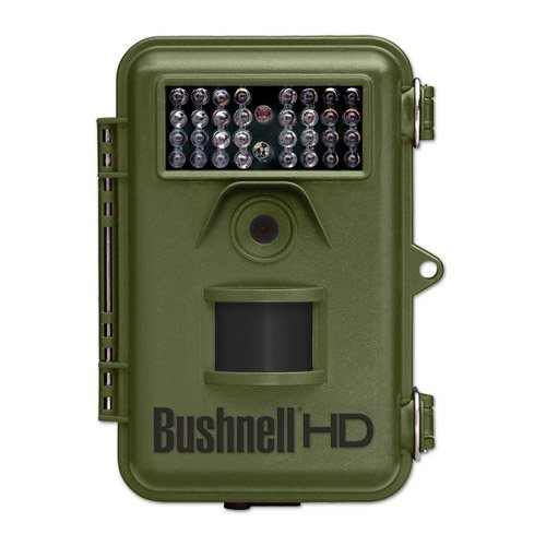 Bushnell Natureview Cams 119739 12Mp Essential HD Green Low Glow Box 5L