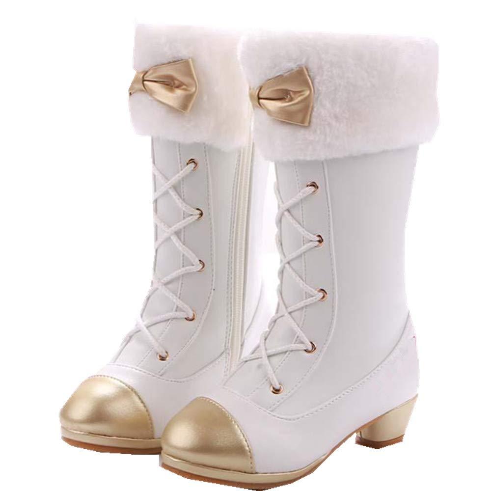 Kids Winter Boots Girls Martin Boots Sweet Boots