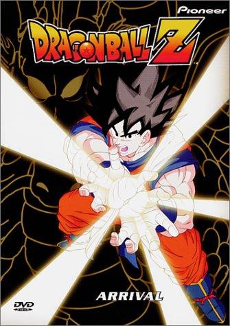 Dragonball Z, Vol. 1 - Arrival