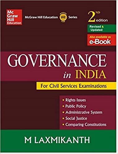 Public Administration Book By Laxmikant