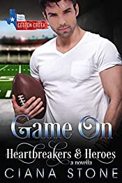 Game On: a book in the Cotton Creek Saga (Heartbreakers & Heroes 9)