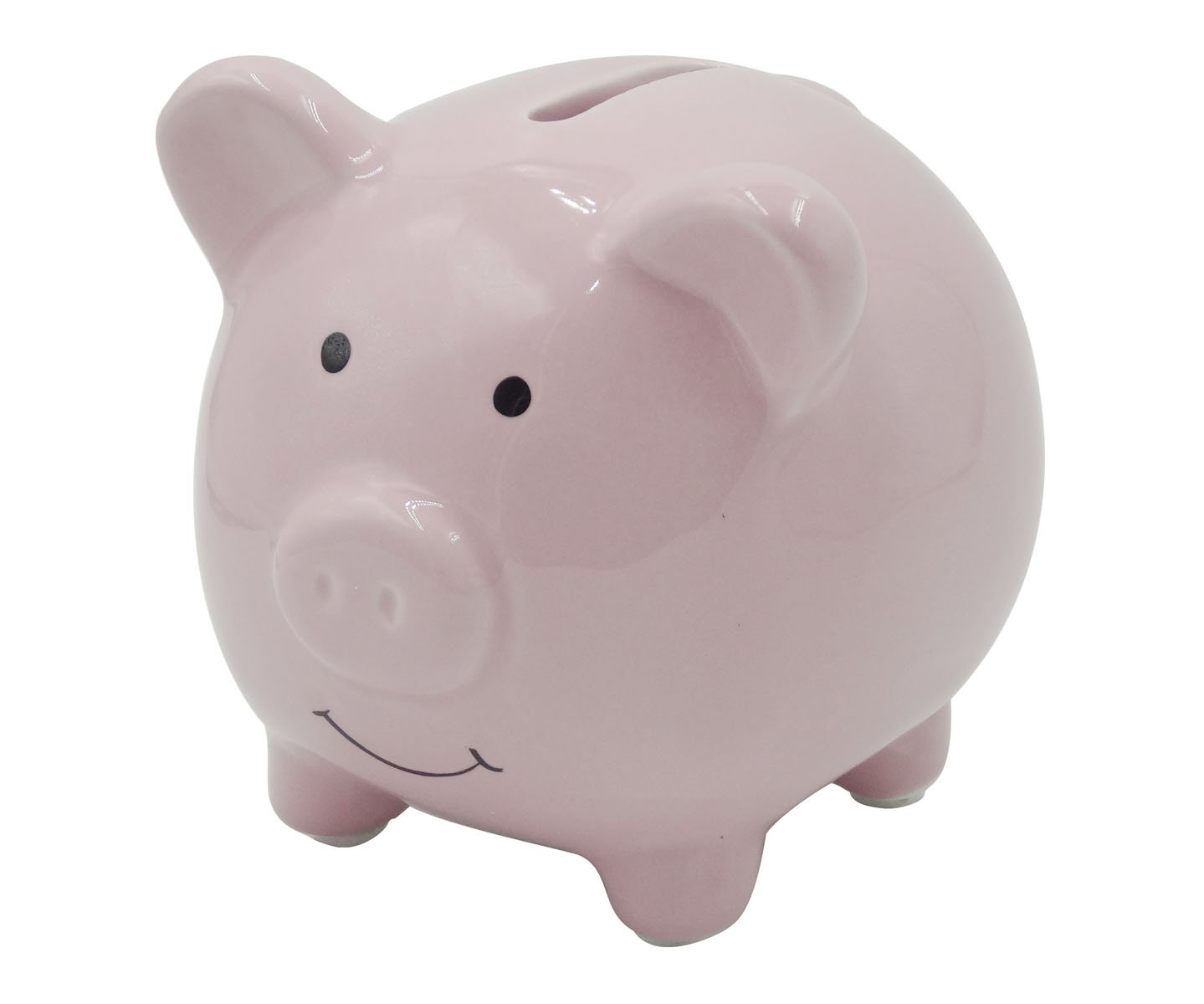Amazon.com : Pearhead Ceramic Piggy Bank, Makes A Perfect ...