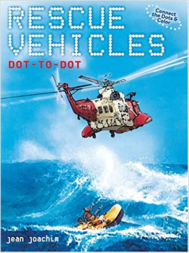 Rescue Vehicles Dot-to-Dot