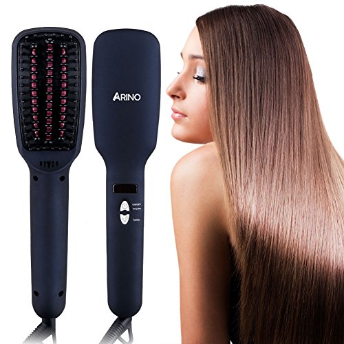 Amazing hair straightener