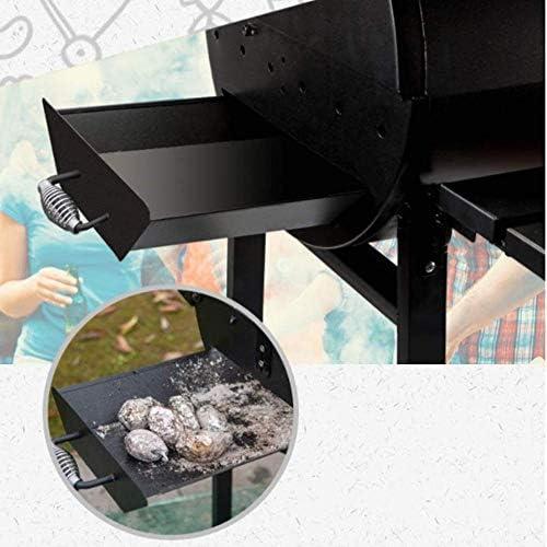 Barbecue Barbecue Royal Gourmet Barbecue Barbecue à Charbon de Bois et Fumeur excentré Pique-Nique en Plein air Camping Patio Cour arrière Cuisine Barbecues