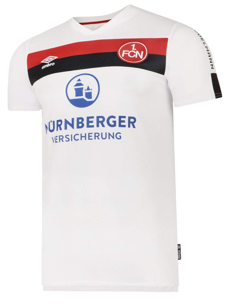 UMBRO 1. FC Nürnberg 2019/2020 - Camiseta de visitante, Deutsche ...