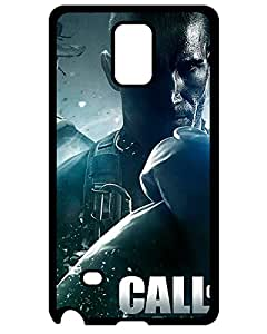 2015 New Arrival Hard Case Call of Duty Online Samsung Galaxy Note 4 phone Case 8497871ZA735743788NOTE4
