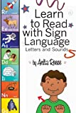 Learn to Read with Sign Language, Anita Reese, 1615666052